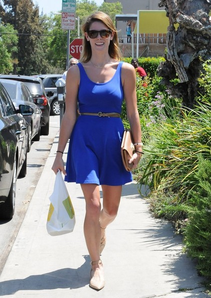 More Pics of Ashley Greene Pointy Flats (1 of 18) - Pointy Flats Lookbook - StyleBistro