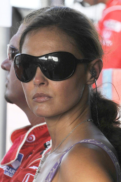 Ashley Judd Designer Shield Sunglasses