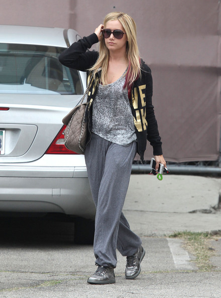 Ashley Tisdale Basketball Sneakers