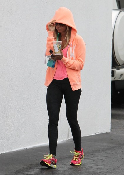 Ashley Tisdale Leggings