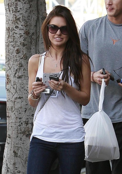 Audrina Patridge Sunglasses