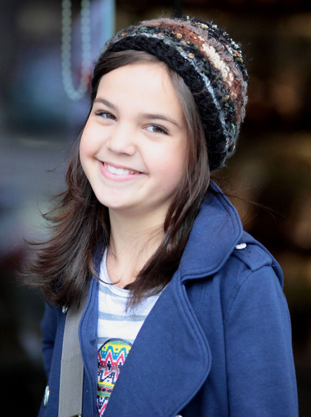 Bailee Madison Long Straight Cut