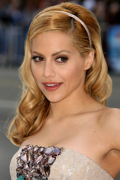 Brittany Murphy Long Curls