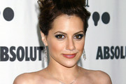Brittany Murphy Pinned Up Ringlets