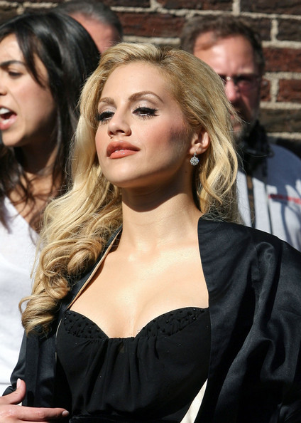 More Pics of Brittany Murphy Pinned Up Ringlets (26 of 28 ...