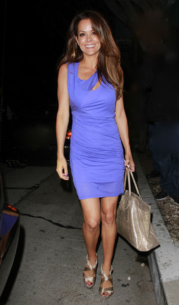 Brooke Burke Strappy Sandals