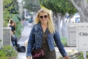 Busy Philipps Printed Shoulder Bag
