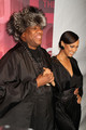 Tyra Banks and Andre Leon Talley Photo