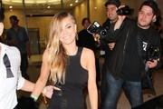 Carmen Electra Little Black Dress