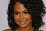 Christina Milian Medium Curls