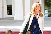 Courtney Thorne-Smith Flare Jeans