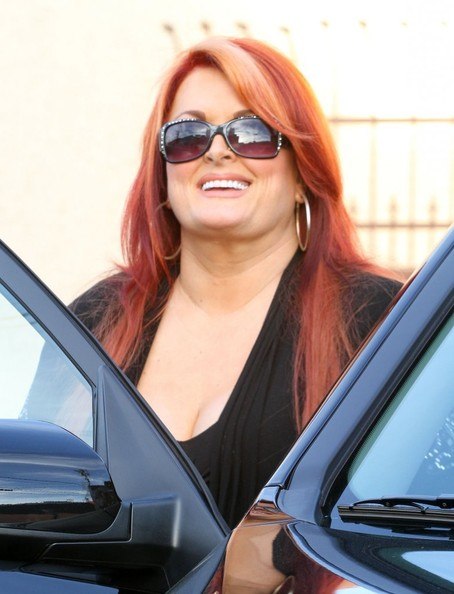 More Pics of Wynonna Judd Cardigan (1 of 5) - Wynonna Judd Lookbook - StyleBistro