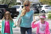 Denise Richards Skinny Jeans