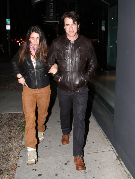 Dermot Mulroney Bomber Jacket