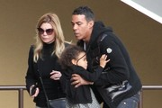 Ellen Pompeo and Stella Ivery Photo