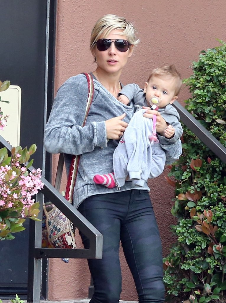 Elsa Pataky And Baby India Supermodels With Their Babies