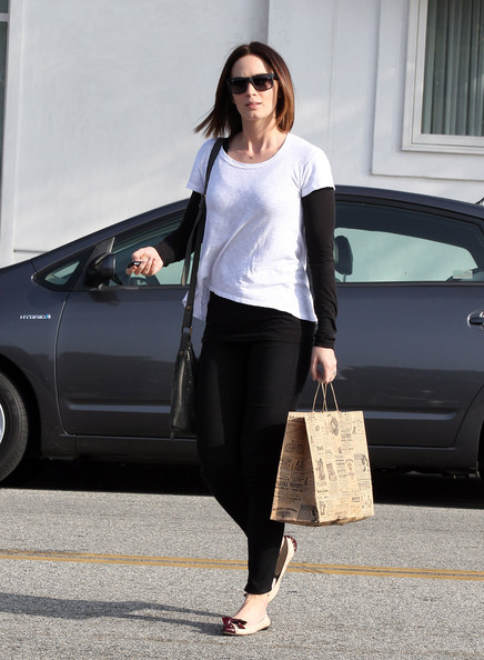 Emily Blunt Skinny Jeans