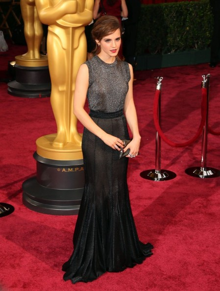 Emma Watson Evening Dress