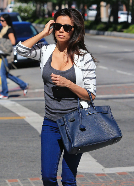 Eva Longoria Oversized Shopper Bag