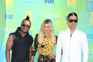 Fergie apl.de.ap 2011 Teen Choice Awards - Arrivals