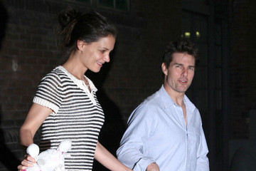 Katie Holmes Tom Cruise Last Photos Of Tom & Katie As A Couple!!! FILE PHOTOS