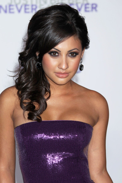 Francia Raisa Long Curls