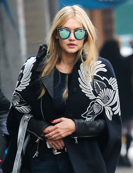Gigi Hadid Cateye Sunglasses