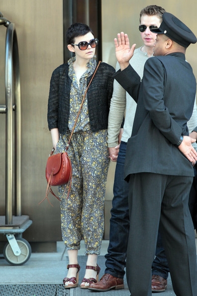 More Pics of Ginnifer Goodwin Wedges  (4 of 5) - Wedges  Lookbook - StyleBistro