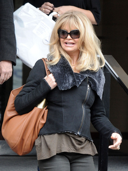 Goldie Hawn Handbags