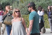 Goldie Hawn and Oliver Hudson Photo