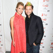 Chris Benz and Eva Amurri