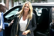 Heidi Klum Leather Bowler Bag