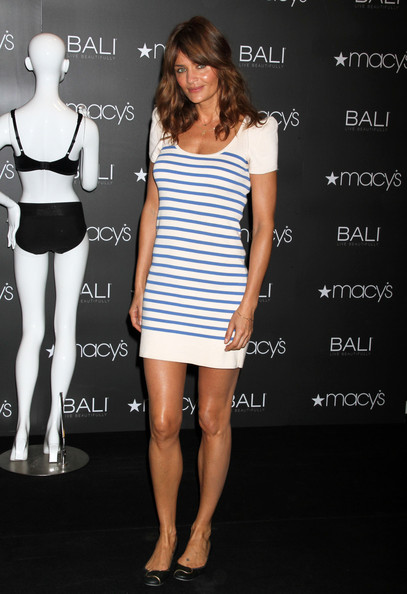 Helena Christensen Mini Dress