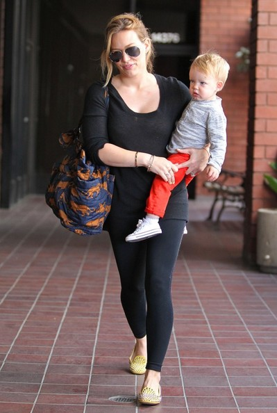 Hilary Duff Leggings