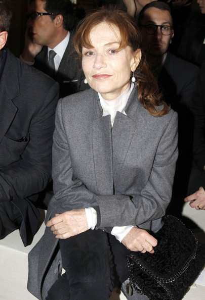 Isabelle Huppert Velvet Bag