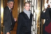 Ivanka Trump Wool Coat