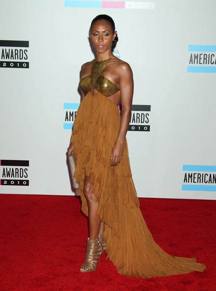 Jada Pinkett Smith Strappy Sandals
