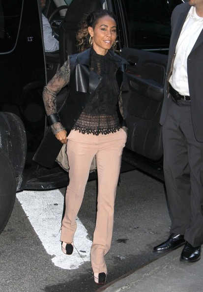 Jada Pinkett Smith Skinny Pants