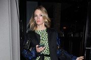 January Jones Cropped Jacket