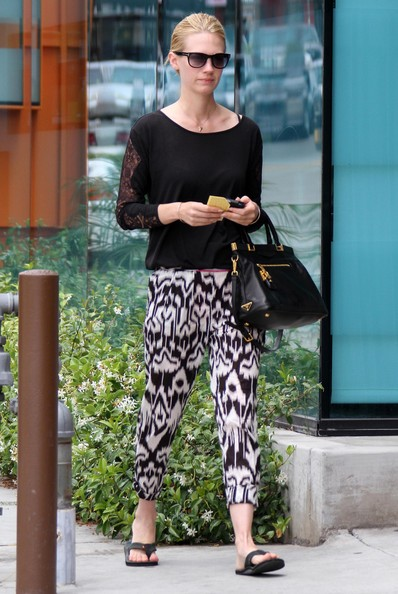 January Jones Capri Pants
