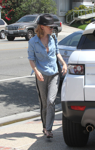 January Jones Sports Pants