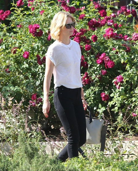 January Jones T-Shirt []