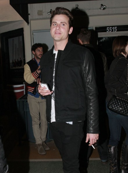 Jared Followill Leather Jacket