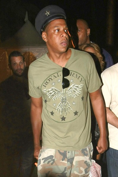 Jay Z Clothes