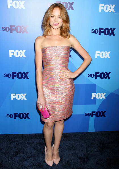 Jayma Mays Pumps