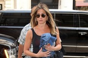 Jennifer Aniston Crosstrainers