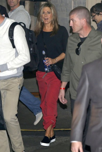 Jennifer Aniston Sports Pants