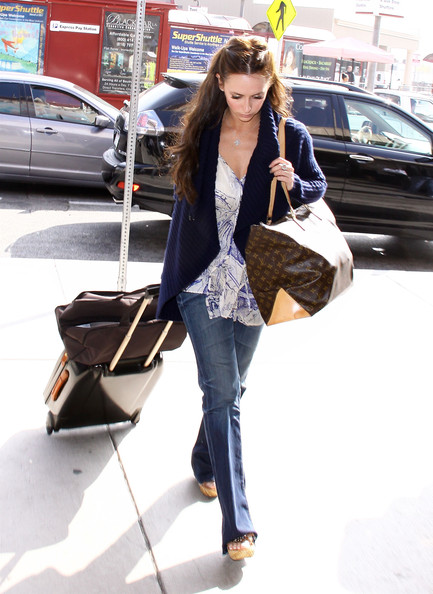 Jennifer Love Hewitt Duffle Bag