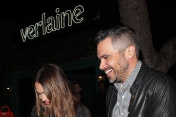 Jessica Alba Cash Warren Celebrities Attend Jennifer Meyer's 40th Birthday Party at Peppermint Night Club