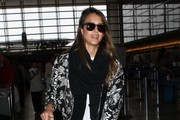 Jessica Alba Fitted Jacket